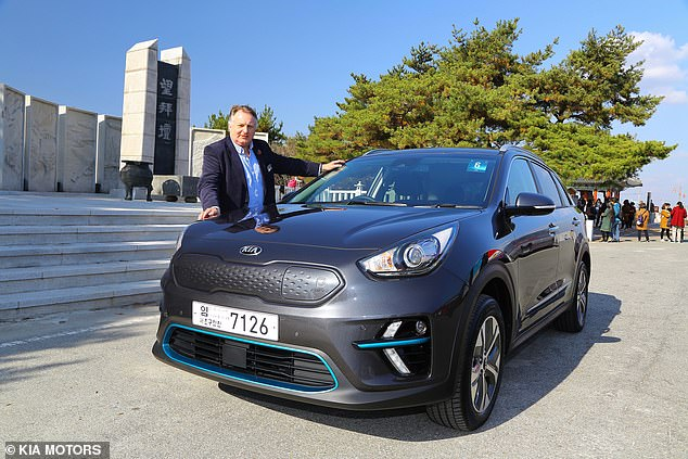 The e-Niro costs from £33,000 once you