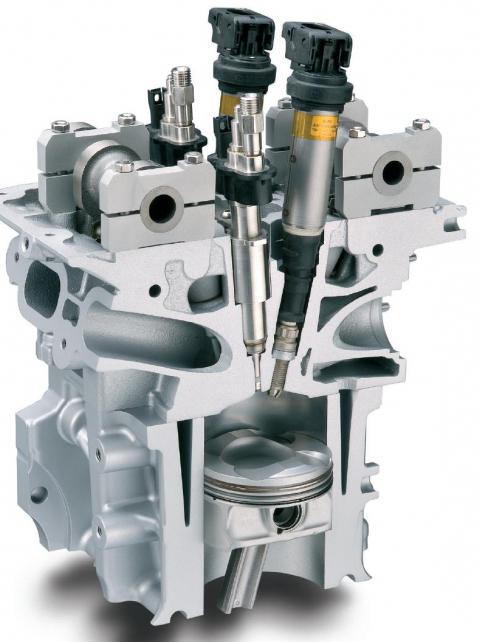 system of power injection engine VAZ 2110