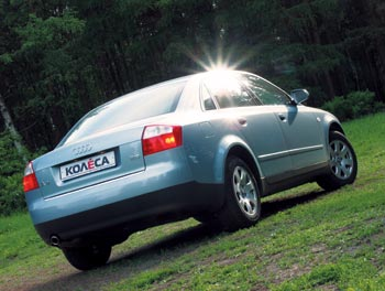 Audi A4 2.0 multitronic / 1